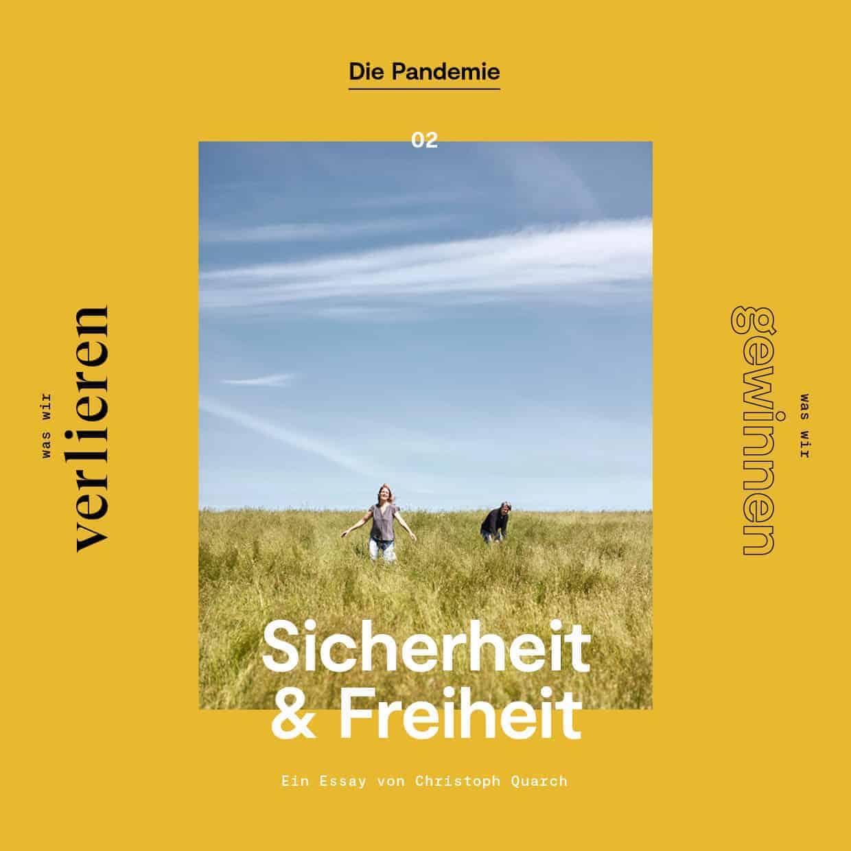 Sicherheit Freiheit Ein Essay Von Christoph Quarch Ebook Dr Phil Christoph Quarch