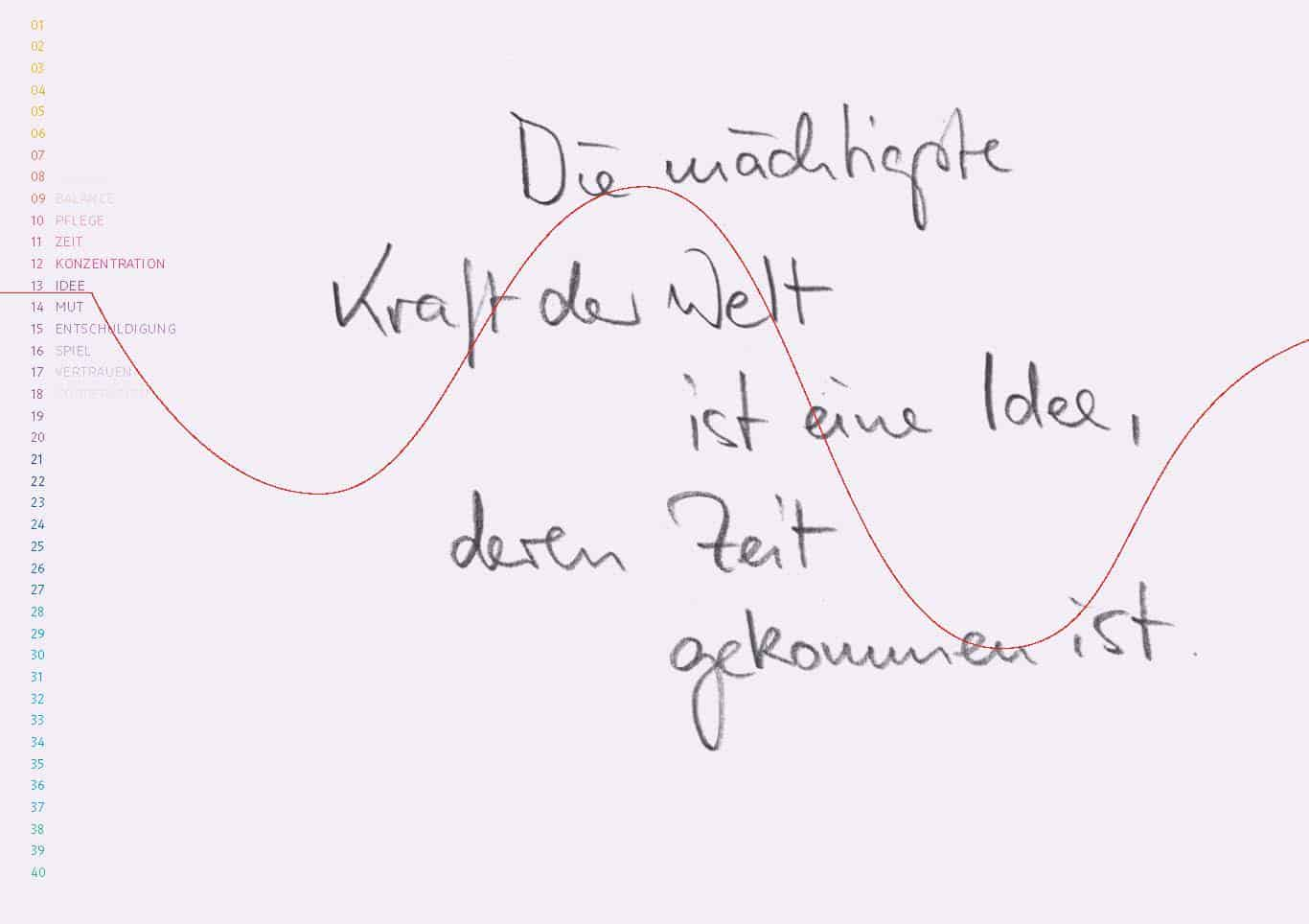 Zeit Wert Geben Texte von Christoph Quarch