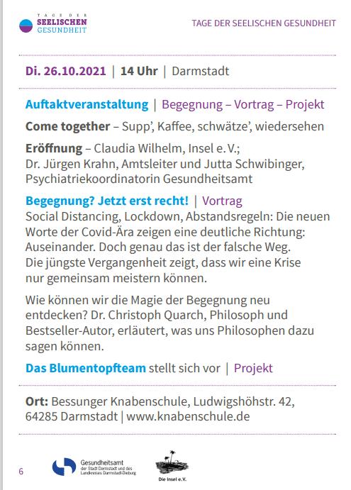 Philosoph Christoph Quarch